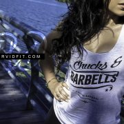 Chucks Barbells Racerback