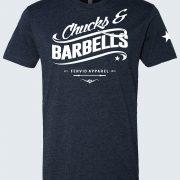 Chucks Barbells Tee