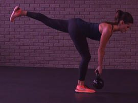 Kettlebell Workout That Helps Sculpt a Stronger Booty