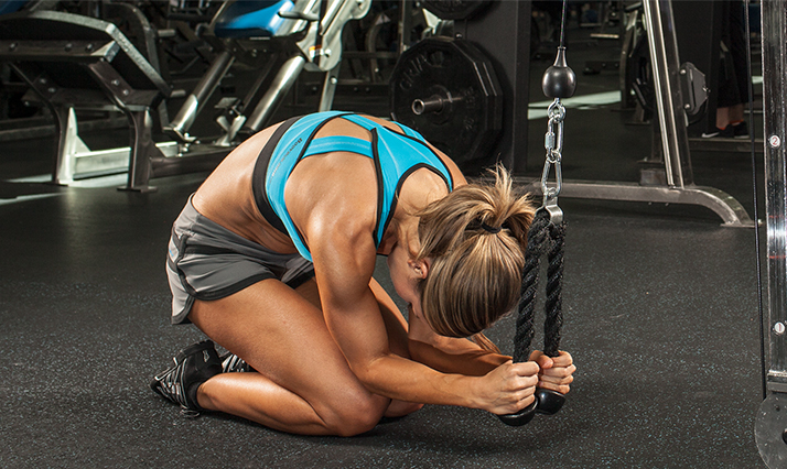10 Best Muscle-Building Ab Exercises